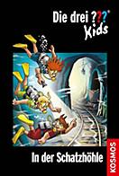 Die drei Fragezeichen-Kids Band 64: In der Schatzhöhle