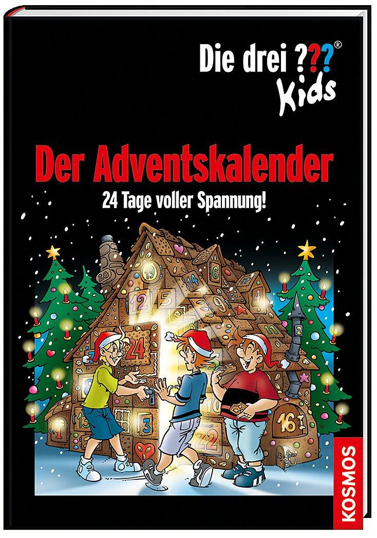 Die drei Fragezeichen-Kids - Der Adventskalender Buch ...
