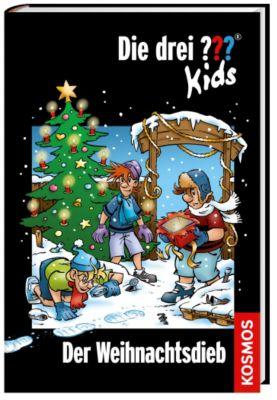 Die drei Fragezeichen-Kids - Der Weihnachtsdieb, Ulf Blanck, Boris Pfeiffer