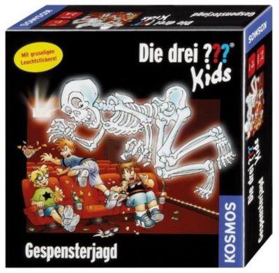 Die drei Fragezeichen-Kids (Spiele): Die drei Fragezeichen-Kids, Gespensterjagd (Kinderspiel), Inka Brand, Markus Brand
