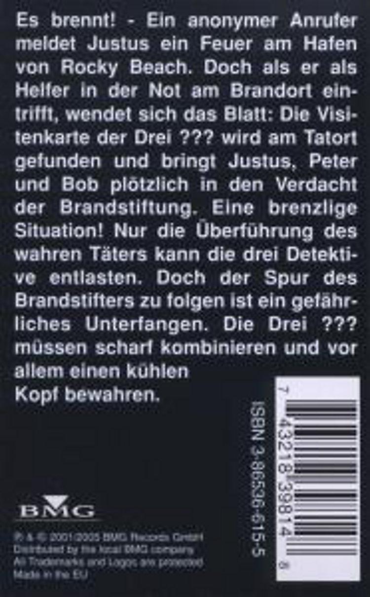 Die Drei Fragezeichen Und Cassetten Bd 96 Der Rote