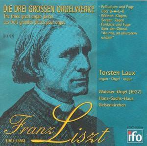 Die Drei Großen Orgelwerke, Torsten Laux