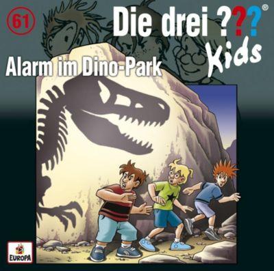 Die drei ??? Kids - Alarm im Dino-Park (Folge 61), Boris Pfeiffer