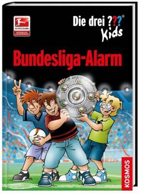 Die drei ??? Kids - Bundesliga-Alarm, Boris Pfeiffer