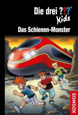 Die drei ??? Kids, Das Schienen-Monster, Boris Pfeiffer