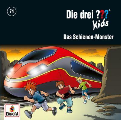 Die drei ??? Kids Das Schienen Monster Folge 74 Hörbuch kaufen