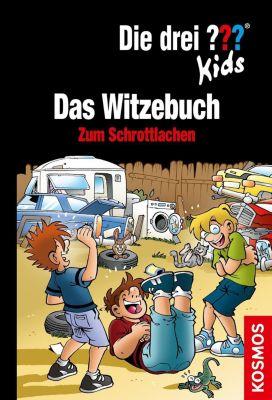 Die drei ??? Kids - Das Witzebuch, Markus Brinkmann