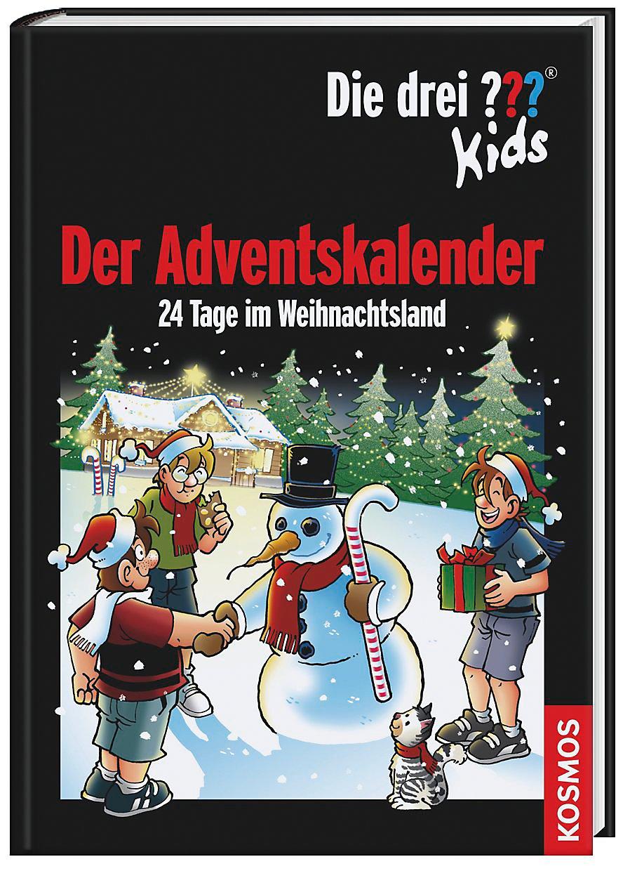 Die Drei Kids Der Adventskalender 24 Tage Wiring Library Hyundai Getz Washer Pump Diagram Im Weihnachtsland