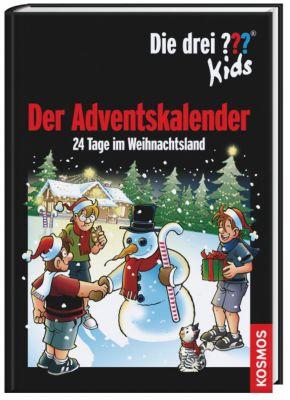 Die drei ??? Kids, Der Adventskalender, Ulf Blanck