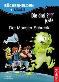 Die drei ??? Kids, Der Monster Schreck Buch