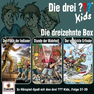 Die drei ???-Kids - Die 13. Box (Folgen 37,38,39), Die drei ??? Kids