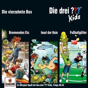 Die drei ???-Kids - Die 14. Box (Folgen 40-42) (3 CDs), Die drei ??? Kids