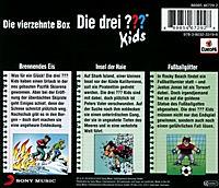 Die drei ???-Kids - Die 14. Box (Folgen 40-42) (3 CDs) - Produktdetailbild 1