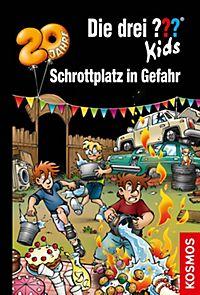die drei ??? kids - der fussball-roboter buch - weltbild.ch