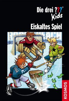 Die drei ??? Kids: Die drei ??? Kids, Eiskaltes Spiel (drei Fragezeichen Kids), Boris Pfeiffer