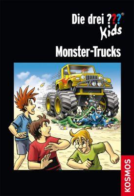 Die drei ??? Kids: Die drei ??? Kids, Monster-Trucks (drei Fragezeichen Kids), Christoph Dittert