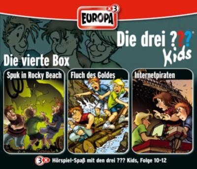 Die drei ??? Kids - Die vierte Box, Ulf Blanck