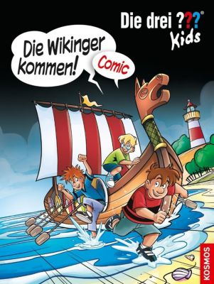 Die drei ??? Kids - Die Wikinger kommen!, Christian Hector