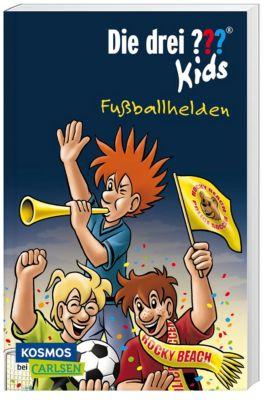 Die drei ??? Kids - Fussballhelden, Boris Pfeiffer