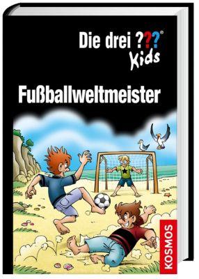 Die drei ??? Kids - Fußballweltmeister, Boris Pfeiffer, Ulf Blanck