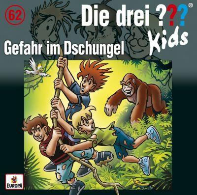 Die drei ??? Kids - Gefahr im Dschungel (Folge 62), Die drei ??? Kids