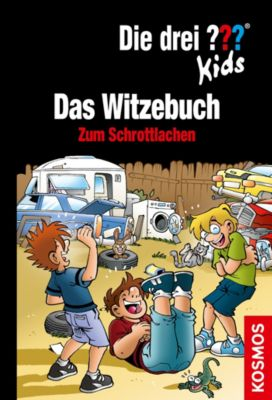Die drei ??? Kids: Kids ???, Witze zum Schrottlachen (drei Fragezeichen), Markus Brinkmann