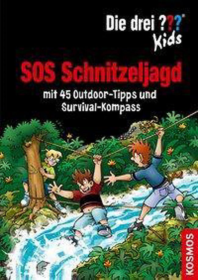 Die drei ??? Kids, SOS Schnitzeljagd Buch portofrei - Weltbild.de