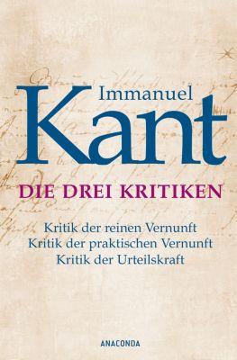 Die drei Kritiken, Immanuel Kant