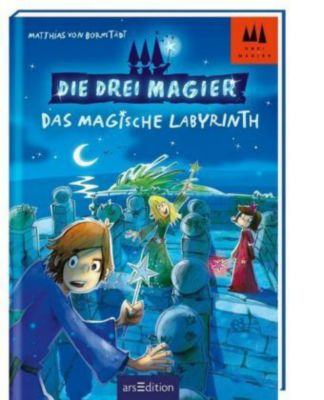 Die drei Magier - Das magische Labyrinth, Matthias von Bornstädt