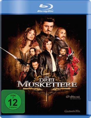 Die drei Musketiere (2011), Alex Litvak, Andrew Davies, Alexandre Dumas père