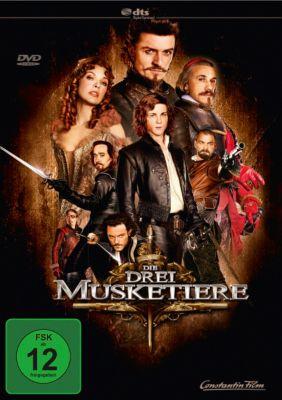 Die drei Musketiere (2011), Alexandre Dumas