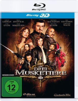 Die drei Musketiere (2011) - 3D-Version, Alex Litvak, Andrew Davies, Alexandre Dumas père