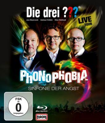 Die drei ??? - Phonophobia - Sinfonie der Angst Live 2014, Die drei ???