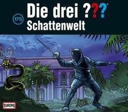 Die drei ??? Schattenwelt (Folge 175, 3 CDs), Die Drei ???
