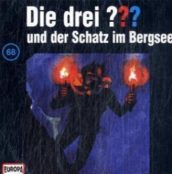 Die drei ??? und der Schatz im Bergsee, 1 CD-Audio, Die Drei ??? 68