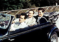 Die drei von der Tankstelle (1955) - Produktdetailbild 1