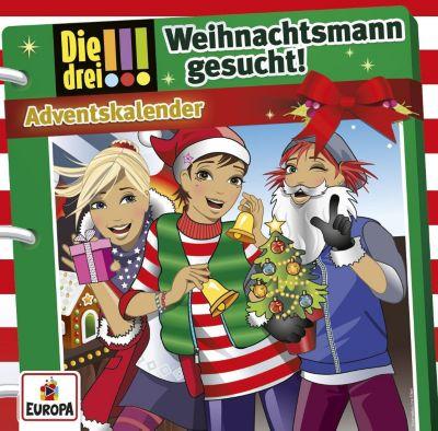 Die drei !!! - Weihnachtsmann gesucht (2 CDs), Die Drei !!!