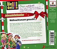 Die drei !!! - Weihnachtsmann gesucht (2 CDs) - Produktdetailbild 1