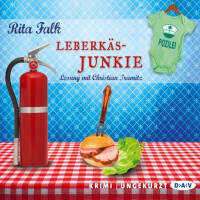 Die Eberhofer-Krimis: Leberkäsjunkie, Rita Falk