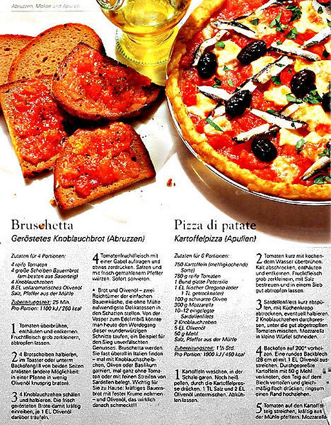 Hübsch Echte Italienische Küche Bilder >> Typisch Italienische Kuche ...