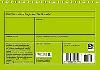 Die Eifel und ihre Regionen - Die Nordeifel (Tischkalender 2019 DIN A5 quer) - Produktdetailbild 9