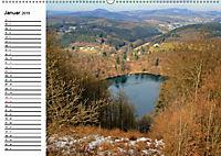 Die Eifel und ihre Regionen - Die Vulkaneifel (Wandkalender 2019 DIN A2 quer) - Produktdetailbild 1