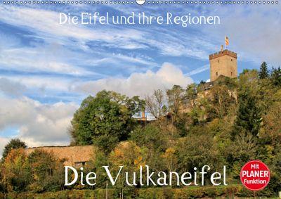 Die Eifel und ihre Regionen - Die Vulkaneifel (Wandkalender 2019 DIN A2 quer), Arno Klatt