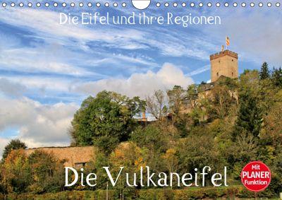 Die Eifel und ihre Regionen - Die Vulkaneifel (Wandkalender 2019 DIN A4 quer), Arno Klatt