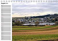 Die Eifel und ihre Regionen - Die Vulkaneifel (Tischkalender 2019 DIN A5 quer) - Produktdetailbild 8