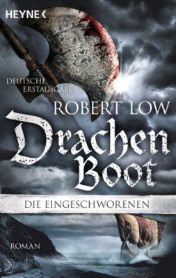 Die Eingeschworenen Band 3: Drachenboot, Robert Low