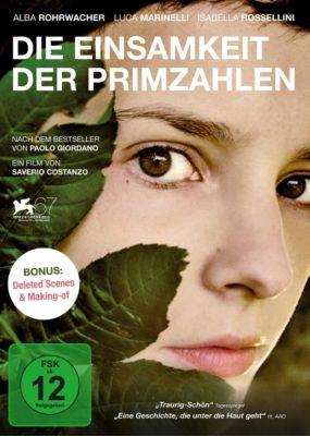 Die Einsamkeit der Primzahlen, DVD, Paolo Giordano