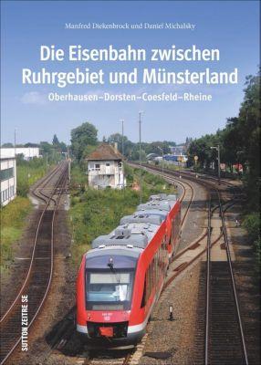 Die Eisenbahn zwischen Ruhrgebiet und Münsterland -  pdf epub