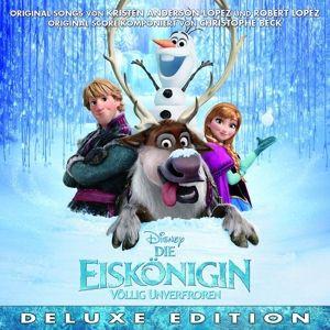 Die Eiskönigin (Frozen) Deluxe Deutsch, Diverse Interpreten