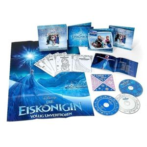 Die Eiskönigin (Frozen) - Special Geschenkbox (Limited Edition), Ost, Various Artists